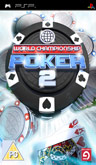 UK Boxshot of World Championship Poker 2 (PSP)