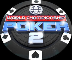 Logo of World Championship Poker 2 (PSP)