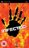 UK Boxshot of Infected (PSP)