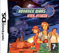 UK Boxshot of Advance Wars: Dual Strike (DS)