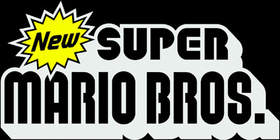 Logo of NEW Super Mario Bros. (DS)