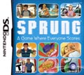 US Boxshot of Sprung: The Dating Game (DS)