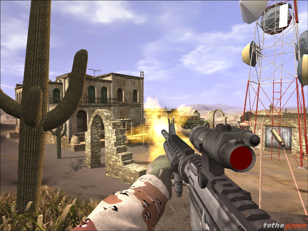screen2 large Delta Force Xtreme With Updates Download [Full PC]