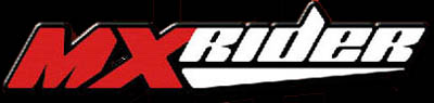 Logo of MXRider (PS2)