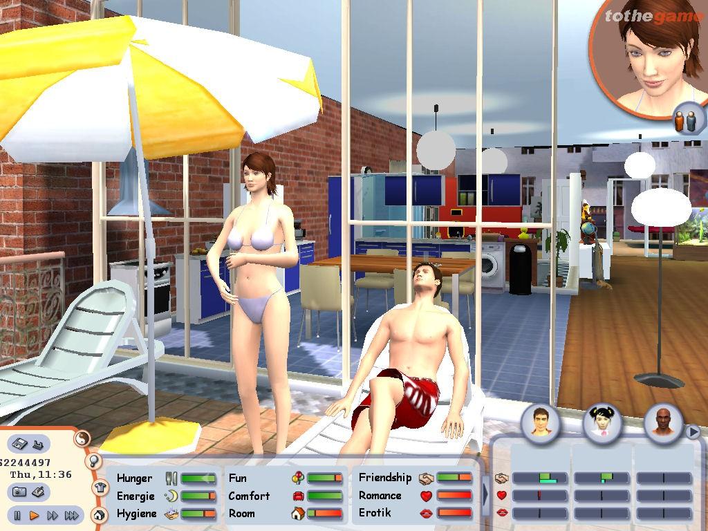 screen1 large Singles 2 [Full PC Game]