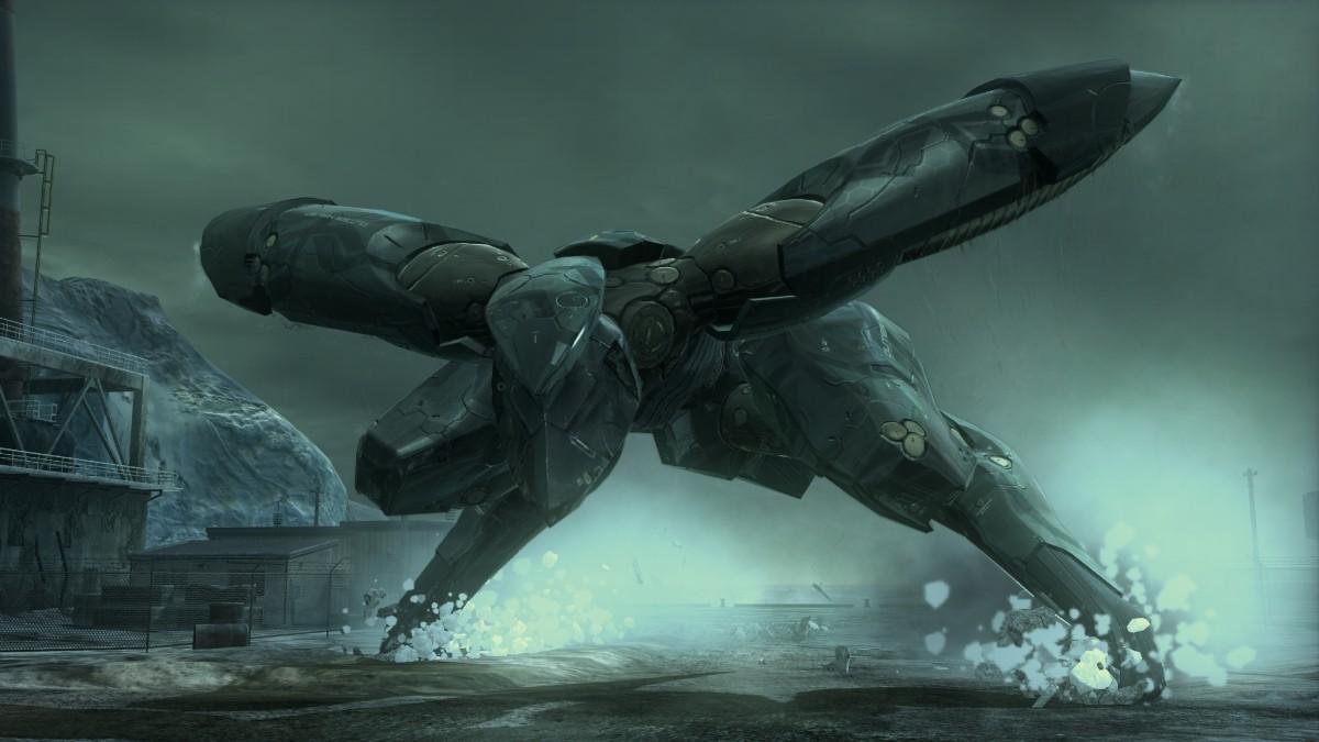 Screenshot of Metal Gear Solid 4: Guns of the Patriots (PS3)