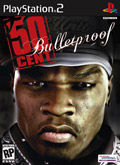 US Boxshot of 50 Cent: Bulletproof (PS2)