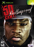 US Boxshot of 50 Cent: Bulletproof (XBOX)