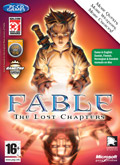 UK Boxshot of Fable: The Lost Chapters (PC)