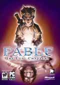 US Boxshot of Fable: The Lost Chapters (PC)