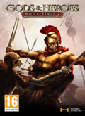 UK Boxshot of Gods & Heroes: Rome Rising (PC)