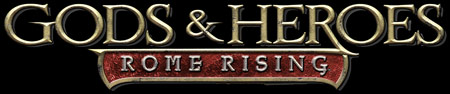 Logo of Gods & Heroes: Rome Rising (PC)
