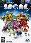 UK Boxshot of Spore (PC)