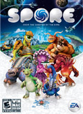 US Boxshot of Spore (PC)