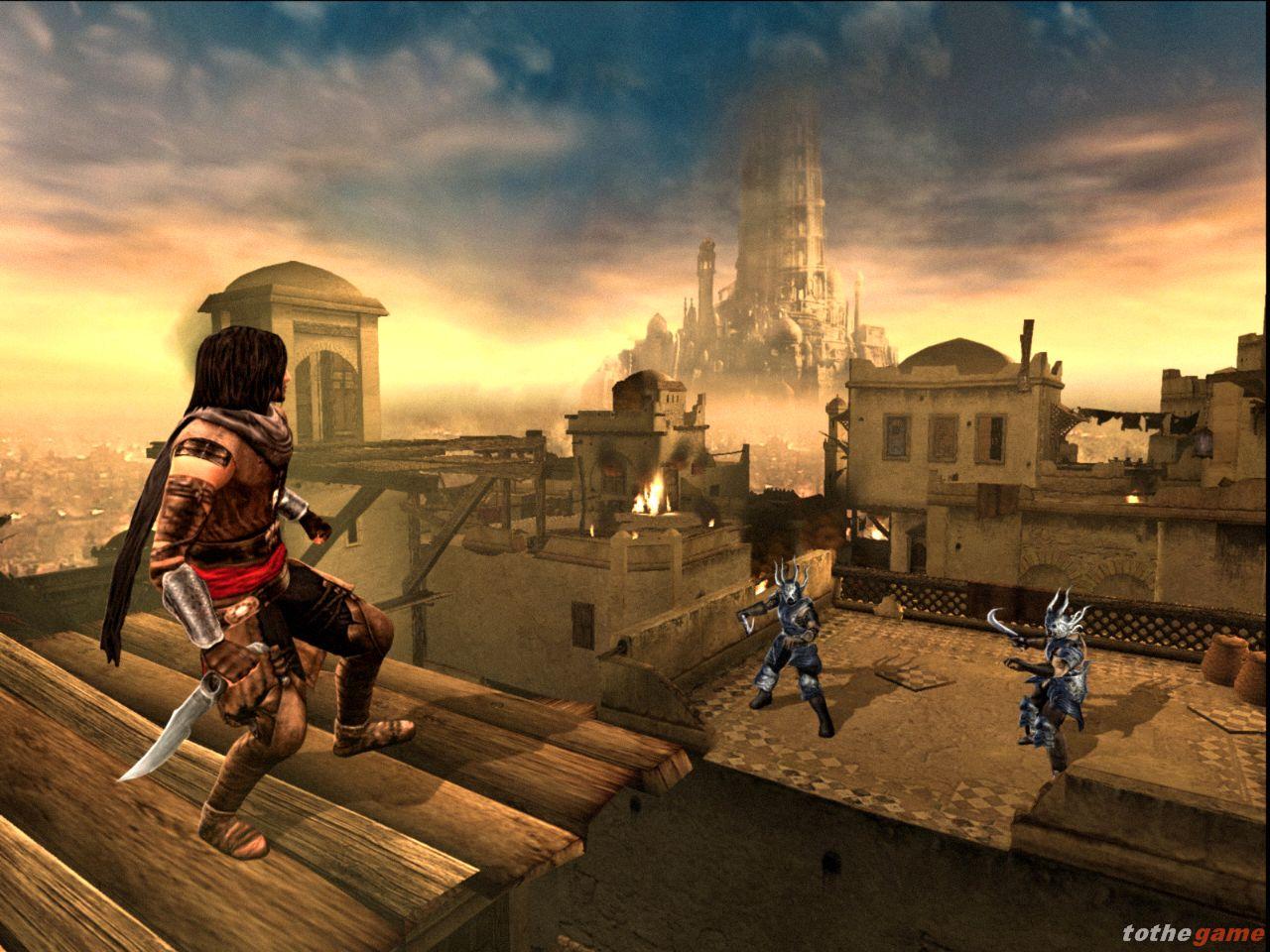 Prince of Persia 3 The Two Thrones / Принц Персии Два трона 2005,PC,…