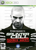 UK Boxshot of Tom Clancy's Splinter Cell: Double Agent (XBOX360)