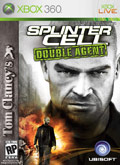US Boxshot of Tom Clancy's Splinter Cell: Double Agent (XBOX360)
