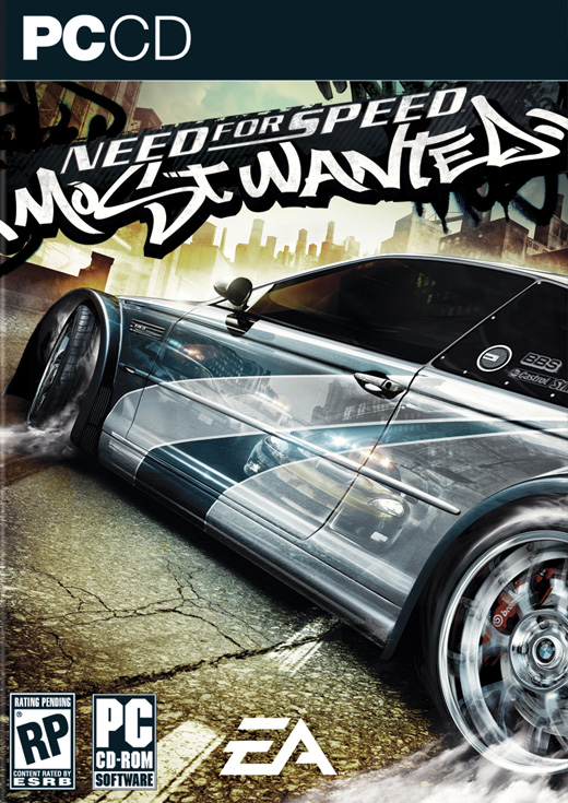 boxshot us large Need for Speed Most Wanted [PC]