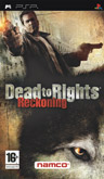 UK Boxshot of Dead to Rights: Reckoning (PSP)