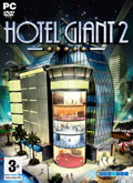 UK Boxshot of Hotel Giant 2 (PC)