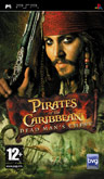 UK Boxshot of Pirates of the Caribbean: Dead Man's Chest (PSP)