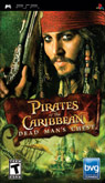 US Boxshot of Pirates of the Caribbean: Dead Man's Chest (PSP)