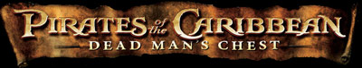 Logo of Pirates of the Caribbean: Dead Man's Chest (PSP)