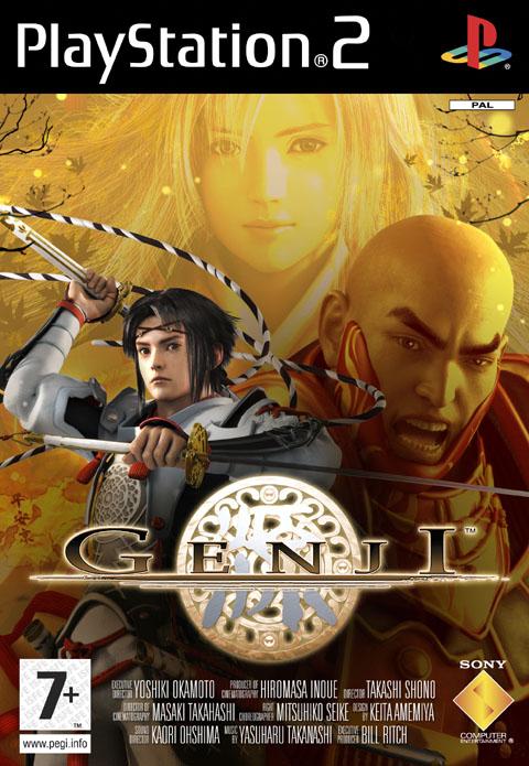 Genji Dawn Of The Samurai Cheats