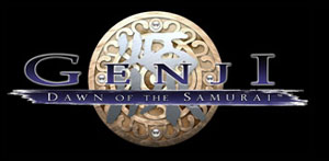 Logo of Genji: Dawn of the Samurai (PS2)