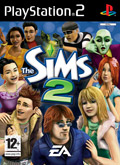 UK Boxshot of The Sims 2 (PS2)