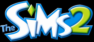 Logo of The Sims 2 (PS2)