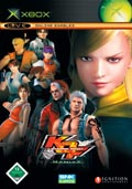 UK Boxshot of King of Fighters: Maximum Impact (XBOX)