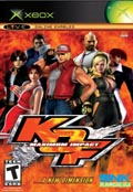 US Boxshot of King of Fighters: Maximum Impact (XBOX)