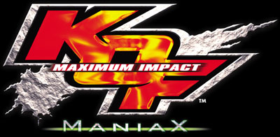 Logo of King of Fighters: Maximum Impact (XBOX)