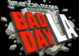 Logo of Bad Day L.A. (XBOX)