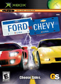 US Boxshot of Ford vs. Chevy (XBOX)