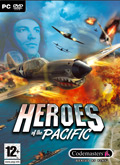 UK Boxshot of Heroes of the Pacific (PC)