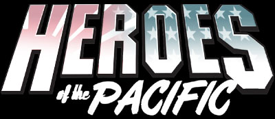 Logo of Heroes of the Pacific (PC)