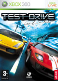 UK Boxshot of Test Drive Unlimited (XBOX360)