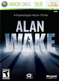 US Boxshot of Alan Wake (XBOX360)