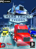 UK Boxshot of Hard Truck Tycoon (PC)