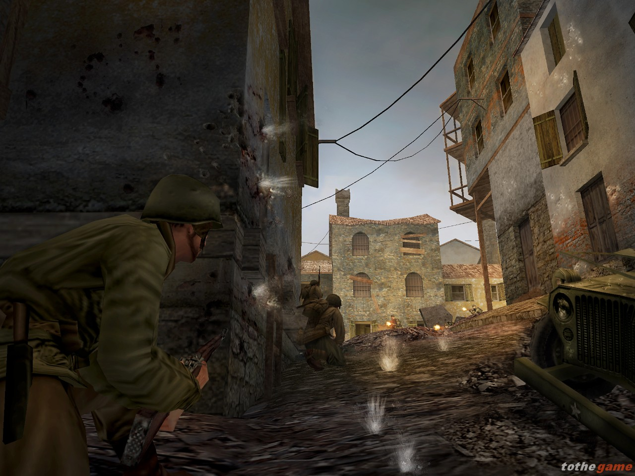 Historia: Call of Duty 2003 - 2013 [megapost]