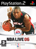 UK Boxshot of NBA Live 06 (PS2)