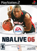 US Boxshot of NBA Live 06 (PS2)