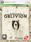 UK Boxshot of Elder Scrolls IV: Oblivion (XBOX360)