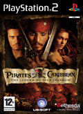 UK Boxshot of Pirates of the Caribbean: Legend of Jack Sparrow (PS2)