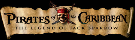 Logo of Pirates of the Caribbean: Legend of Jack Sparrow (XBOX)