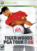 US Boxshot of Tiger Woods PGA Tour 06 (XBOX360)