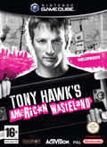 UK Boxshot of Tony Hawk's American Wasteland (GAMECUBE)