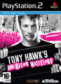 UK Boxshot of Tony Hawk's American Wasteland (PS2)